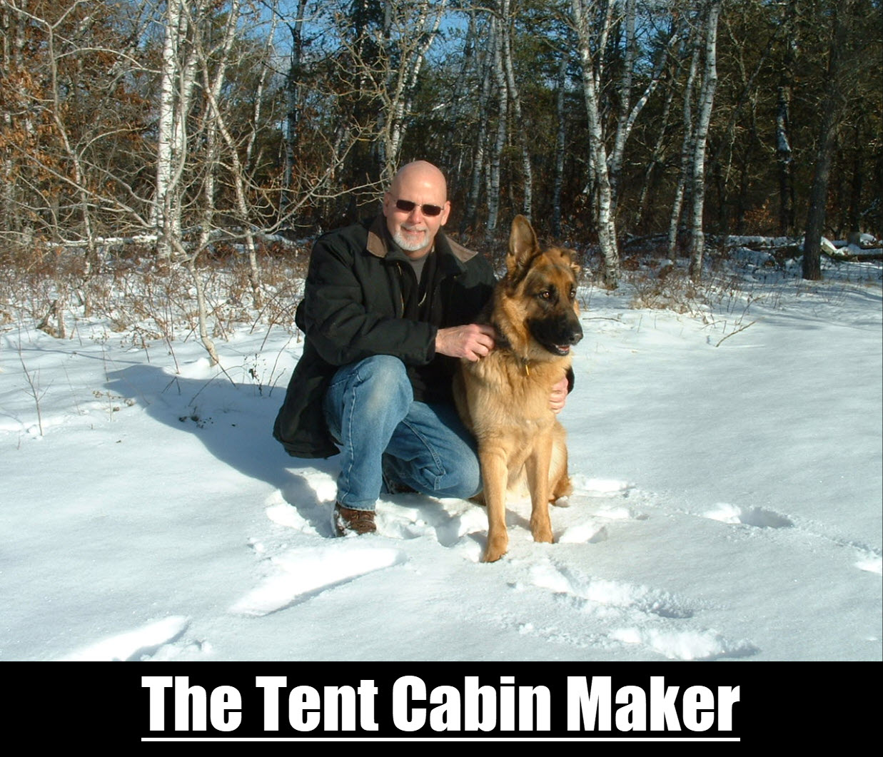 The Tent Cabin Maker Use
